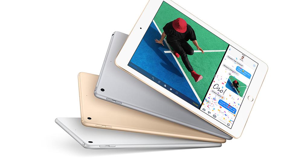 iPad (2017)— характеристики