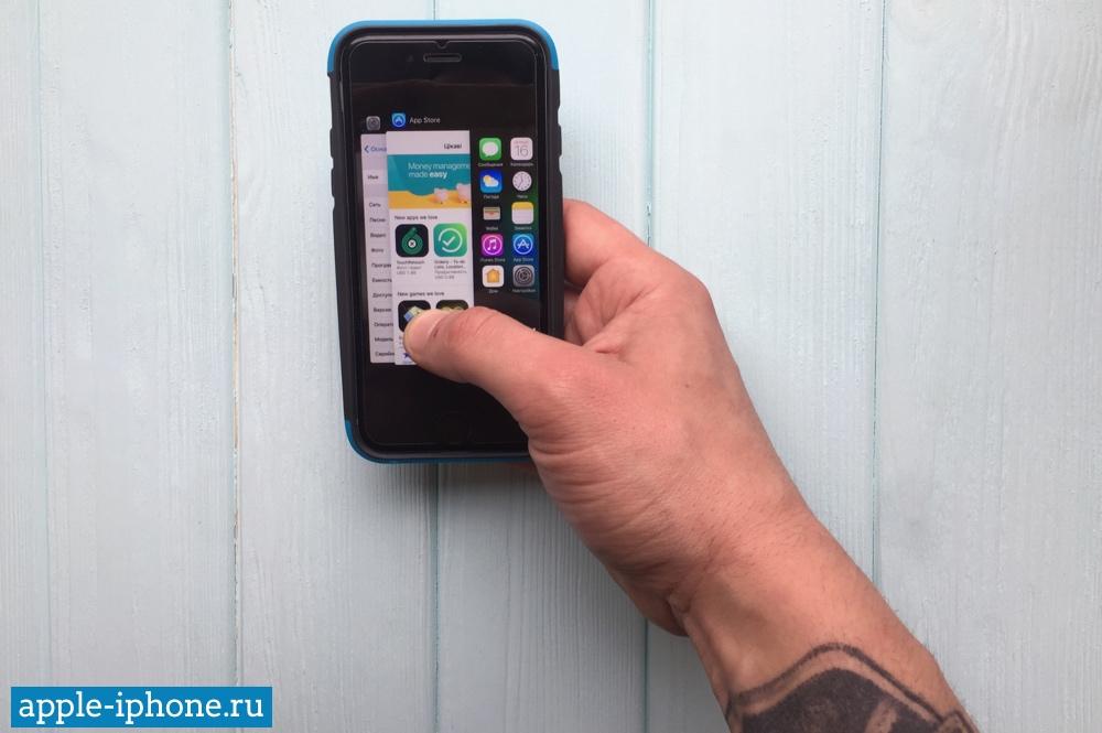 Опыт использования iPhone 6 в 2017 году