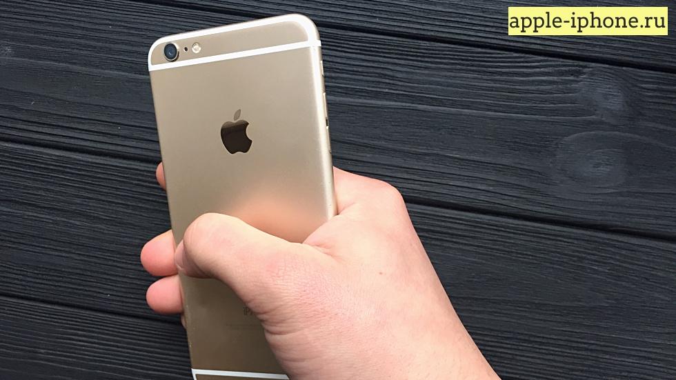 Опыт использования iPhone 6 Plus в 2017 году