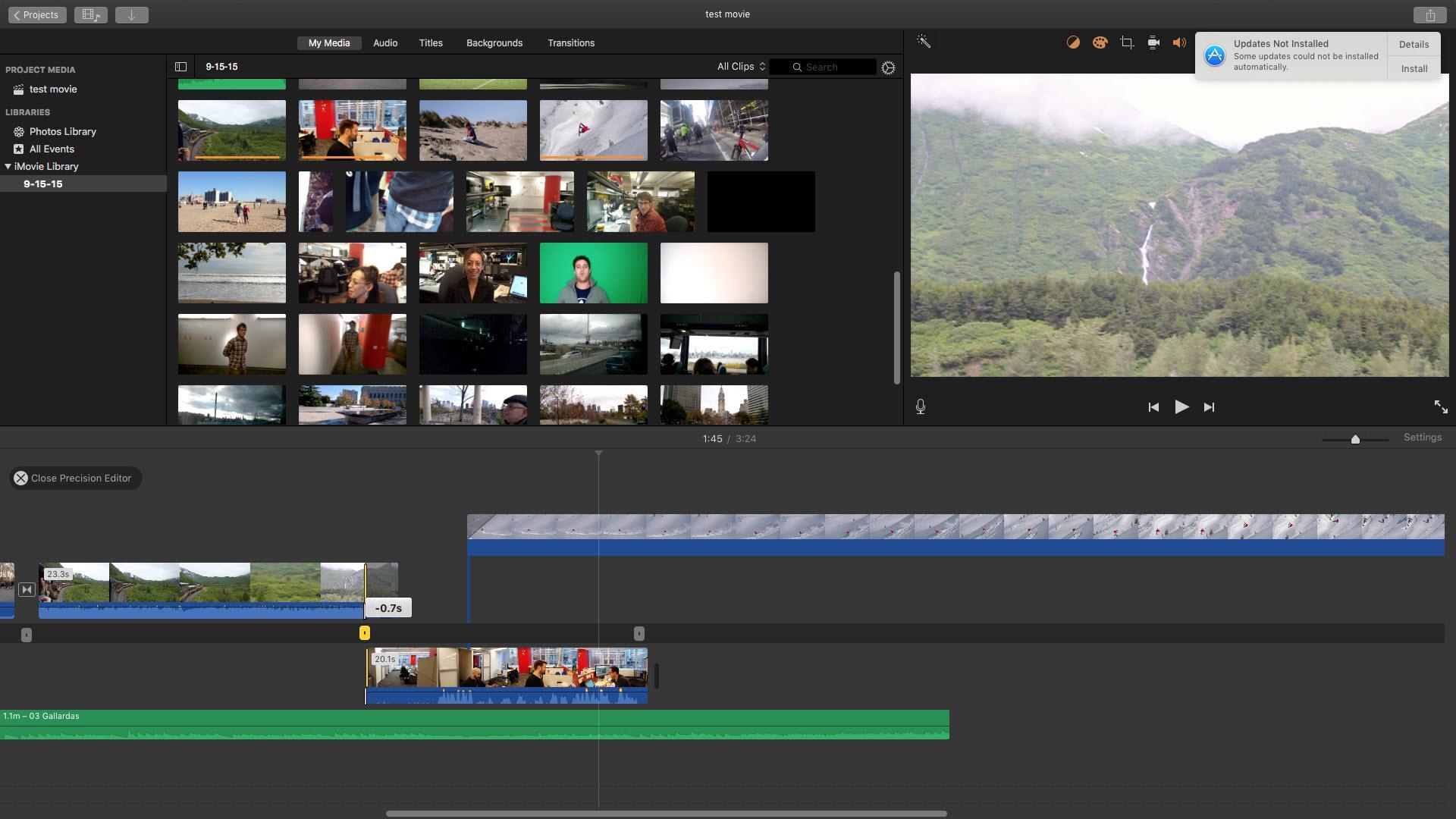 Apple сделала iMovie, GarageBand иприложения изпакета iWork бесплатными для всех пользователей