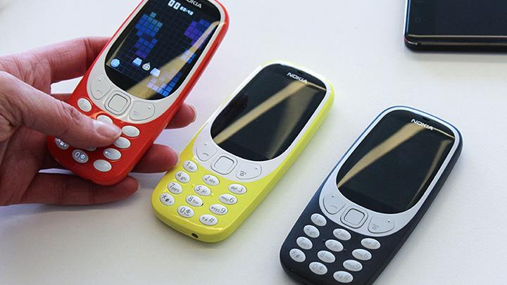 Возвращение легенды: новая версия Nokia 3310 поступит впродажу вРоссии 16мая