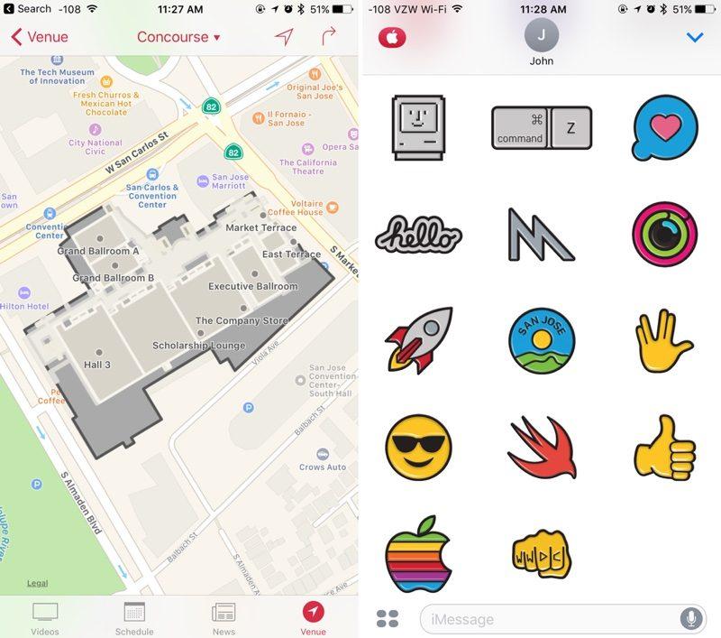 Apple обновила официальное приложение WWDC