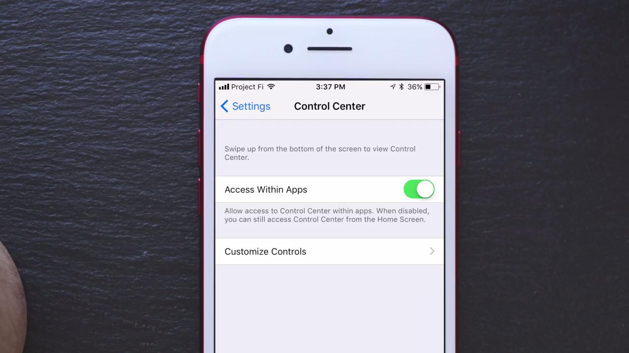 Что нового в iOS 11 beta 2
