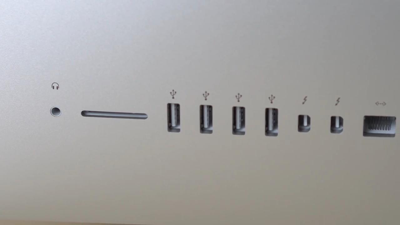 """Обзор 27"""" 5K iMac"""