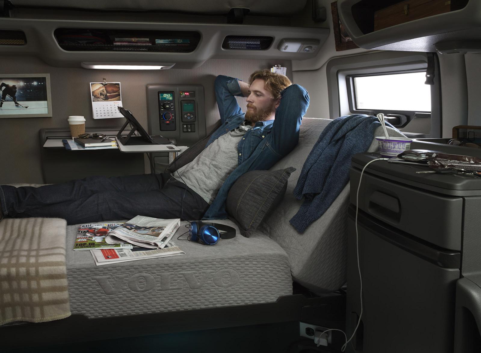 Volvo оснастит свои грузовики поддержкой CarPlay